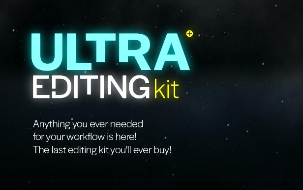 Ultra Editing Kit | Premiere Pro - 3