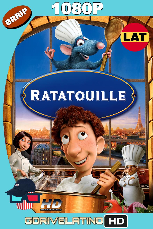 Ratatouille (2007) BRRIP 1080p Latino-Ingles MKV