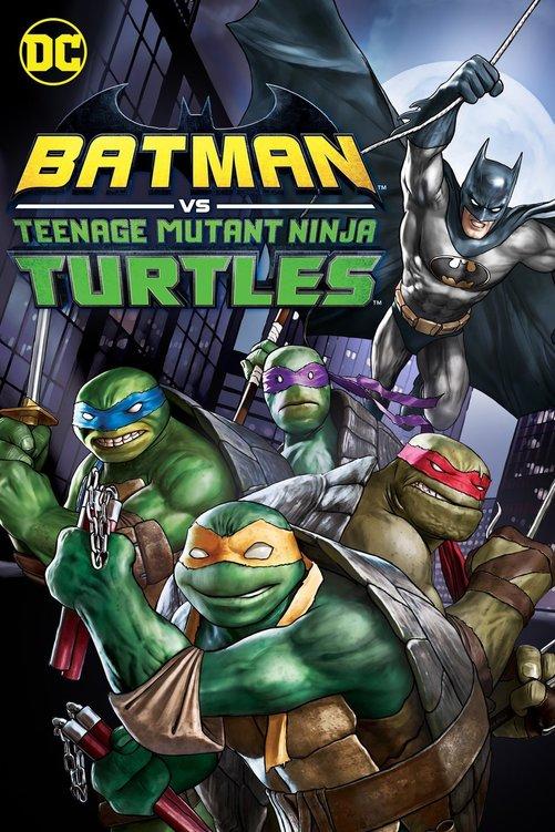 Batman vs Wojownicze Żółwie Ninja / Batman vs. Teenage Mutant Ninja Turtles (2019)