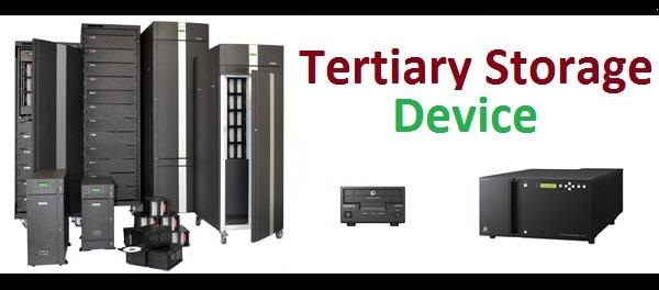 Tertiary-Storage-Device