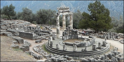 Ruines d'Aros-la-Vieille.