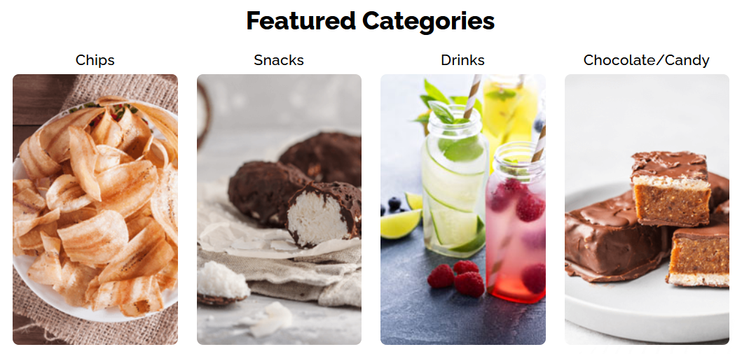 Featured-Catagories