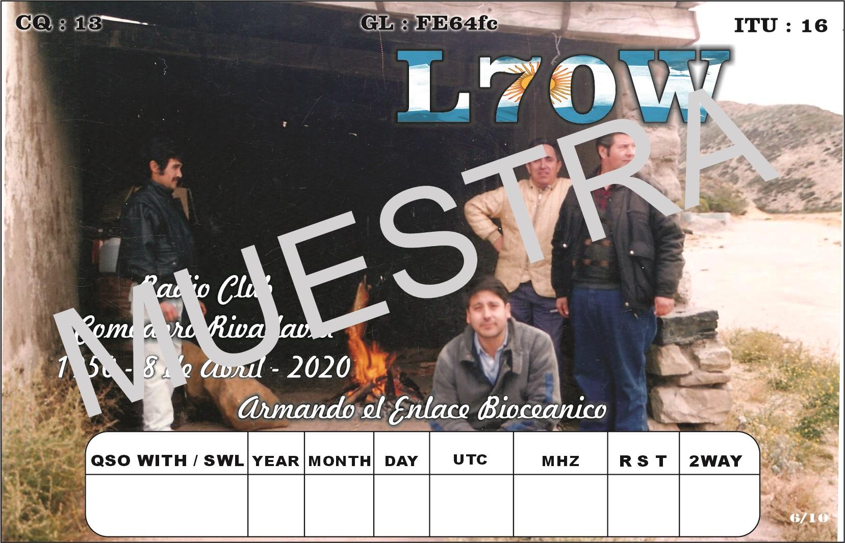 LU2 WA Muestra 6bis - L70W