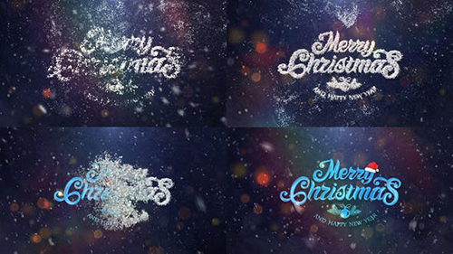 Christmas Logo 29549737 - Project for After Effects (Videohive)