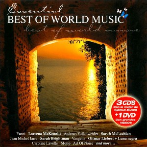 Compilations incluant des chansons de Libera Essential-Best-of-world-music-300