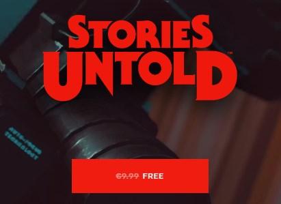 Stories UnTold Free Game
