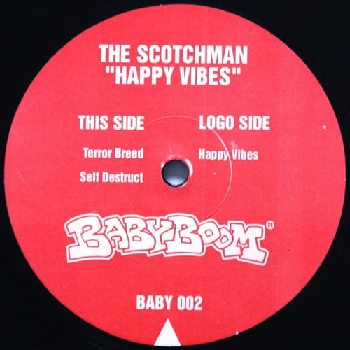 The Scotchman - Happy Vibes