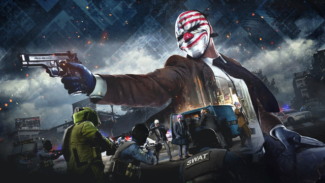 PayDay 2: Ultimate Edition v.1.92.790 + DLC (xatab)