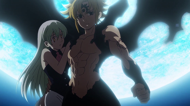 Nanatsu no Taizai (The Seven Deadly Sins) saison 4