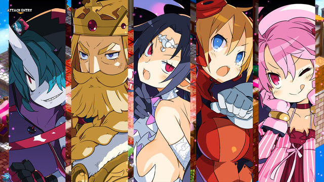 Topics tagged under disgaea_6 on 紀由屋分享坊 01