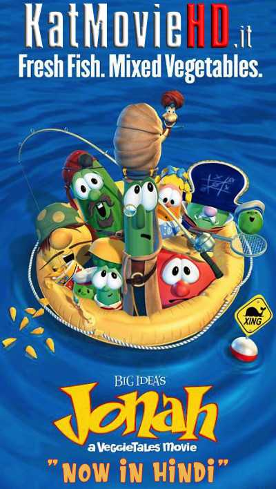 Jonah: A VeggieTales Movie (2002) Full Movie in Hindi Dual Audio | Jonah: A VeggieTales (2002) ) BluRay 480p 720p [HD]