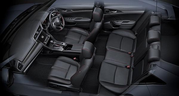 Honda Civic 10ªgen Facelift (2020) 20