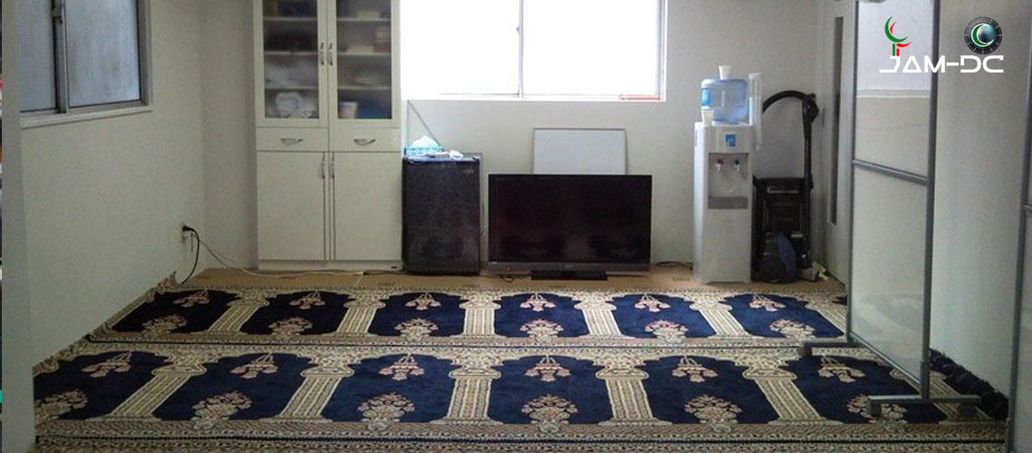 Молитвенные комнаты в Японии
