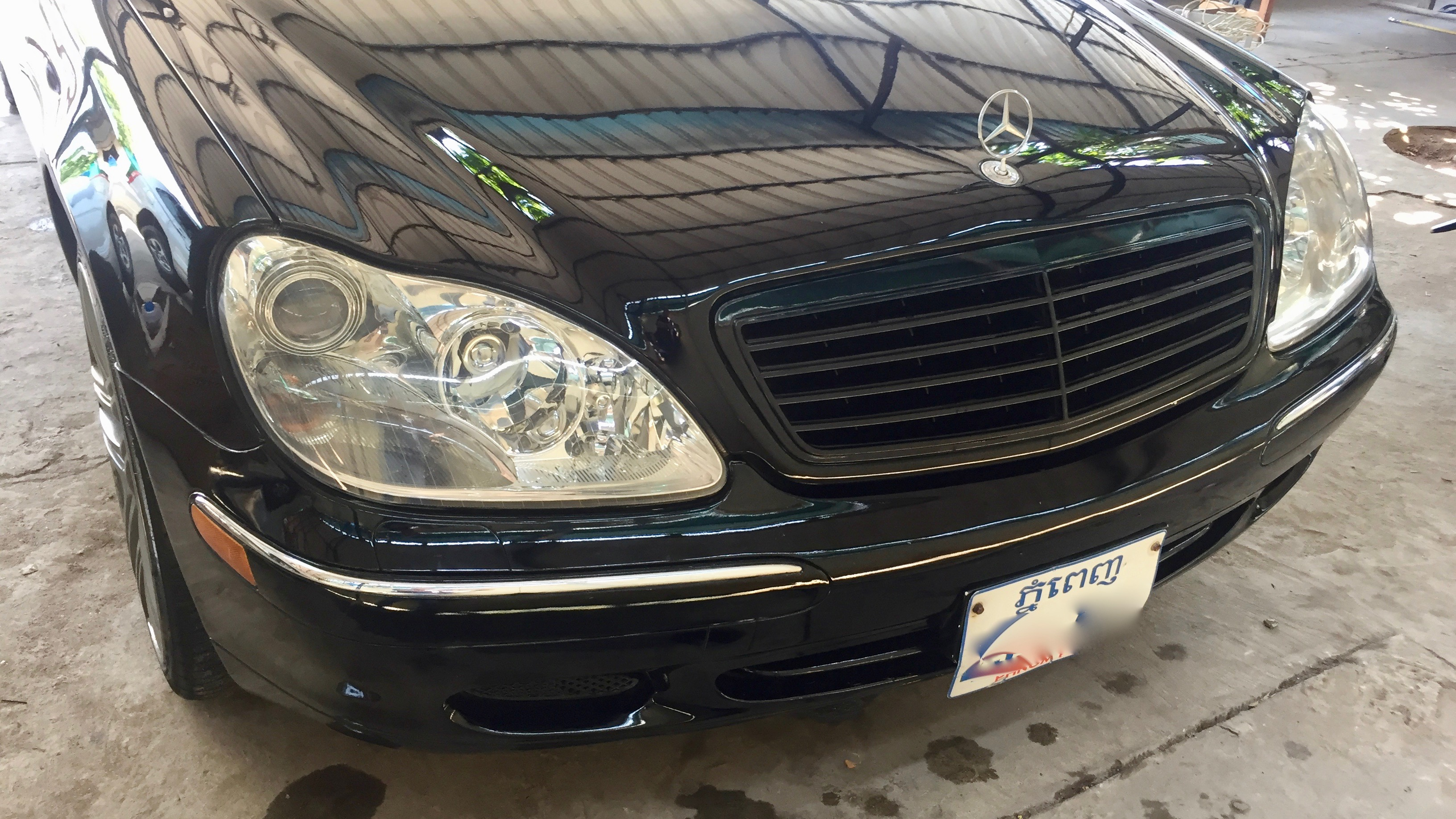 For Sale Mercedes Benz 2001 S Class S430 L 220 Usa Khmer440