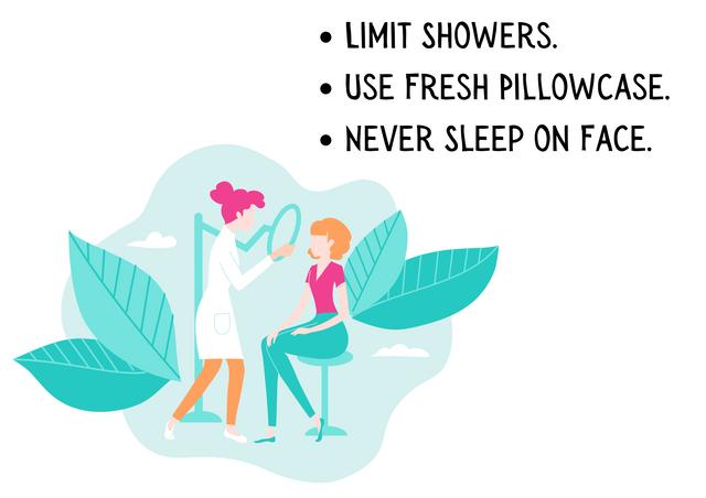 Limit-Showers-Use-Fresh-Pillowcase-Never-Sleep-on-Face