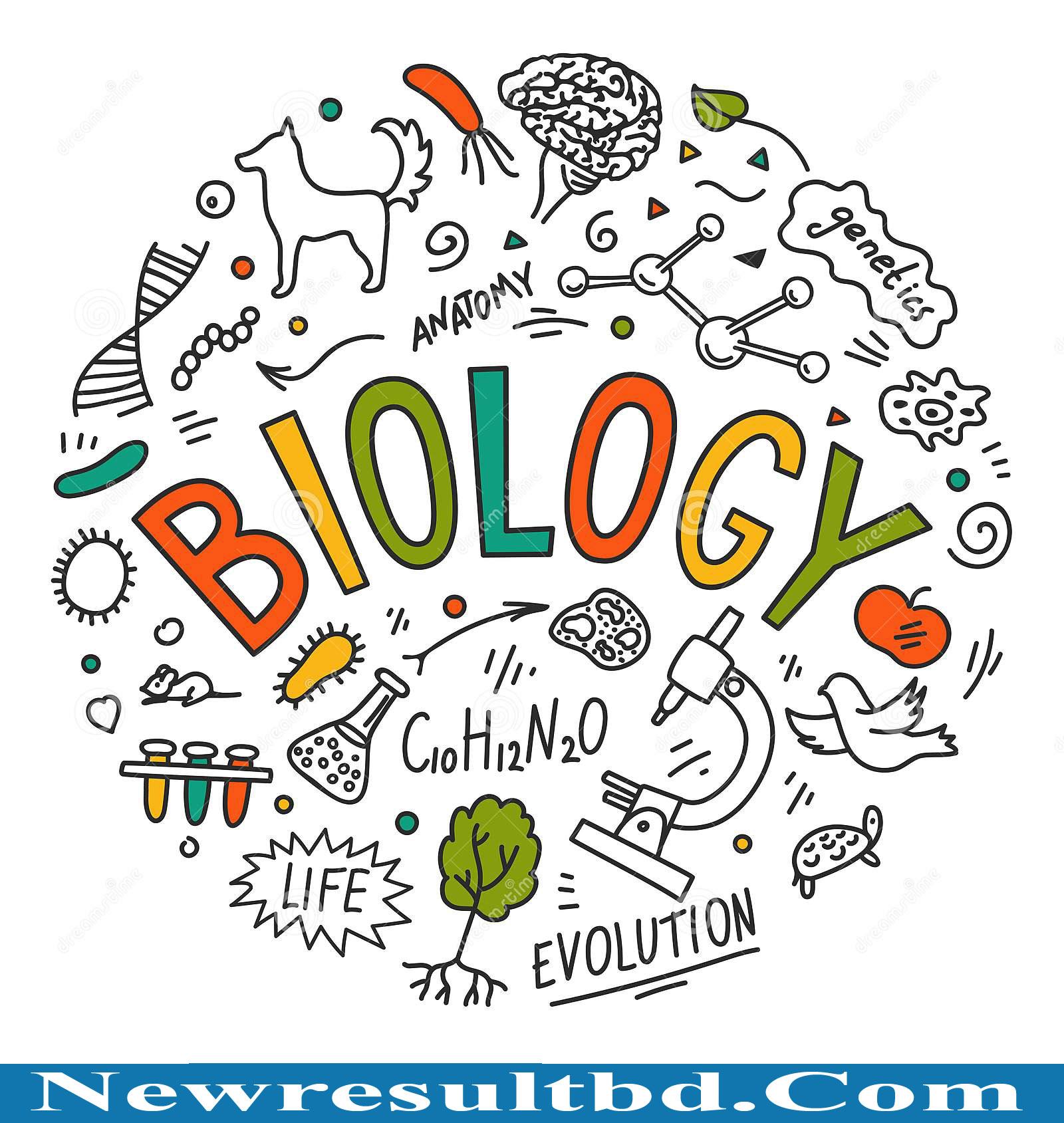 SSC Biology MCQ Solution