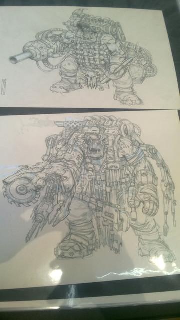 Galerie Daniel Maghen [originaux Warhammer Battle & 40K] 39