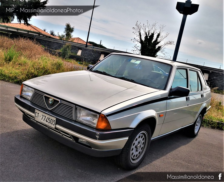 Parking Vintage - Pagina 5 Alfa-Romeo-75-1-6-110cv-87-CT774503-88-796-4-7-2018-3