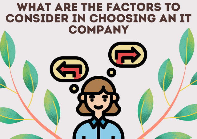 What-are-the-Factors-to-Consider-in-Choosing-an-IT-Company