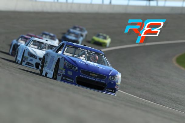 VRC NASCAR 2019 - Test round - Chicagoland