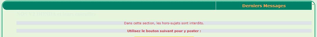 """Supprimer la case """"Derniers messages"""" sur le bandeau de la catégorie ? Screenshot-55"""