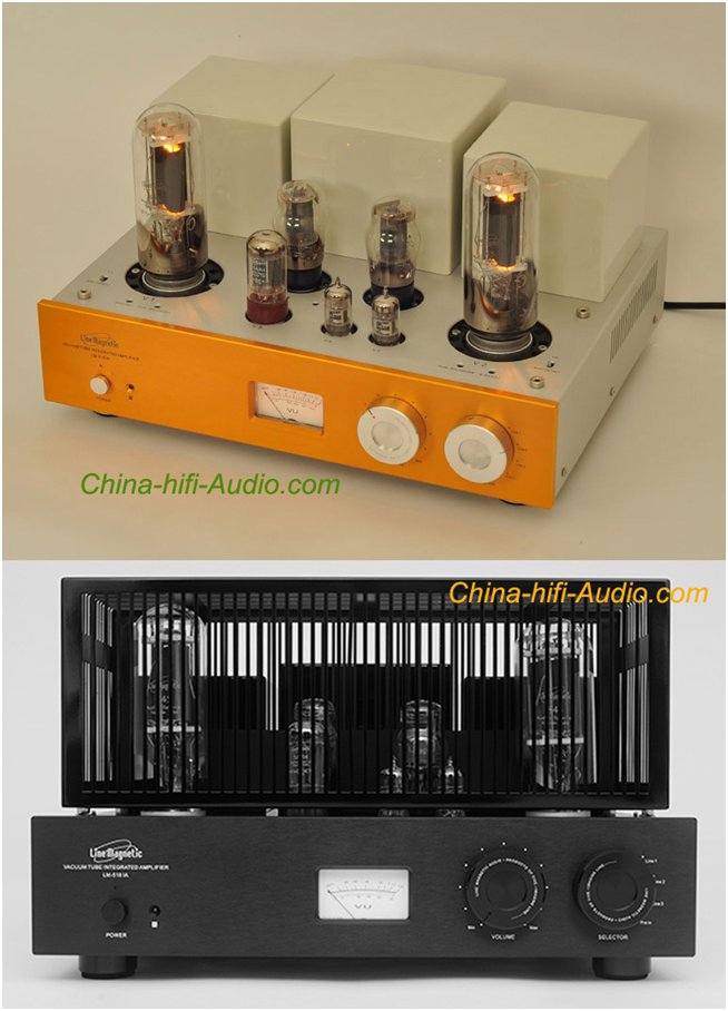China-Hifi-Audio Added Two New Line Magnetic Audio Amplifiers to its Portfolio