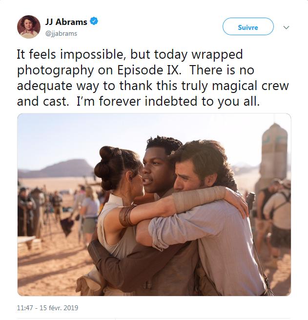 Star Wars : L'Ascension de Skywalker [Lucasfilm - 2019] - Page 5 Xx5