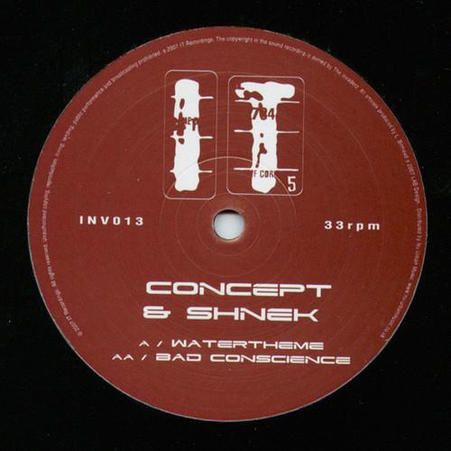 Concept & Shnek - Watertheme / Bad Conscience 2007