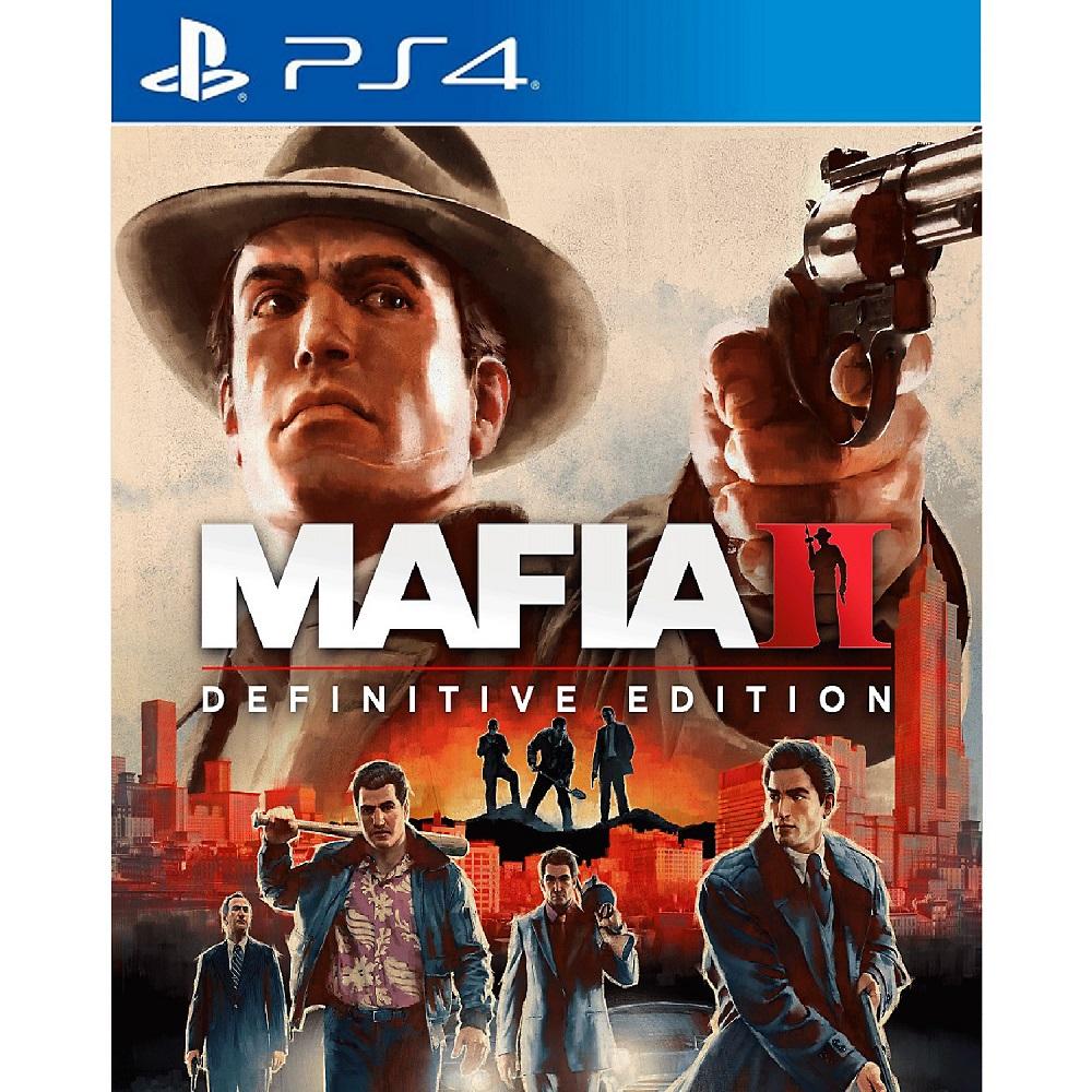 PS4 Mafia II 2 : Definitive Edition (Basic) Digital Download