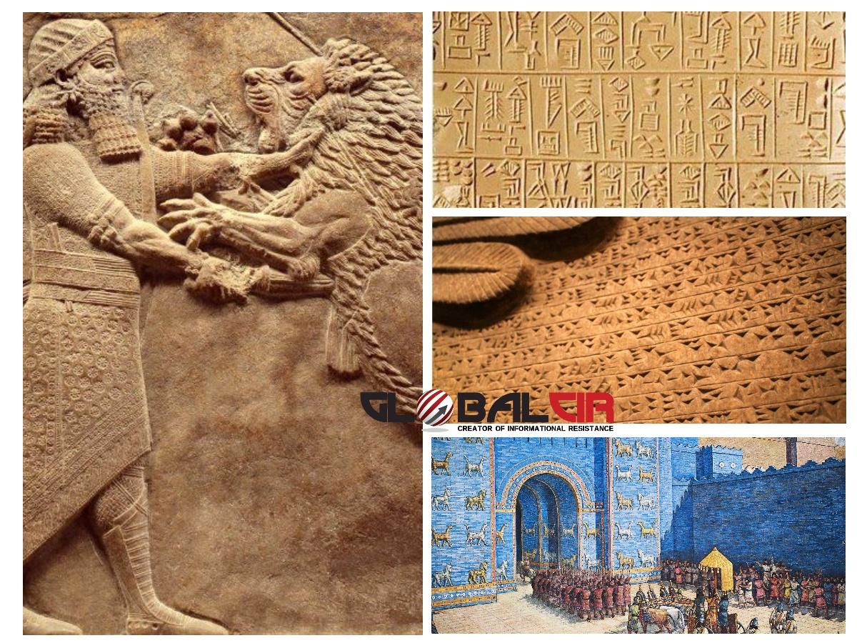 Glinene pločice Mezopotamije: Preteča svjetske pismenosti!