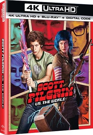 Scott Pilgrim vs. The World (2010) BDRA Bluray Full 2160p UHD HEVC 2160p HDR10 Dolby Vision DTS ITA TrueHD ENG - DB