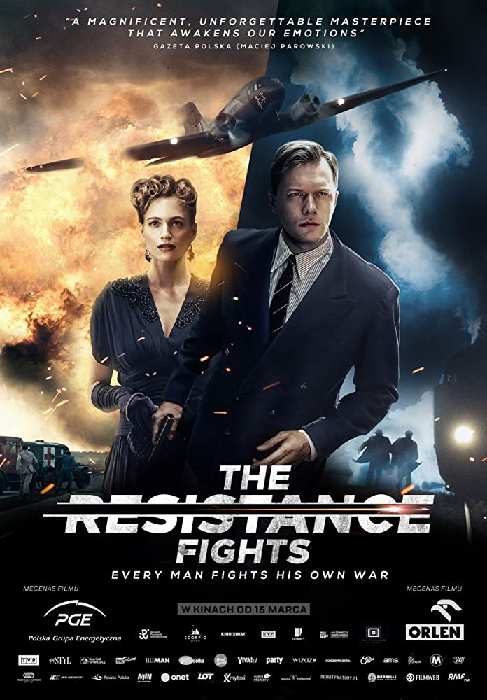 The Resistance Fighter (Kurier) 2020 English 480p BluRay 350MB ESubs Download