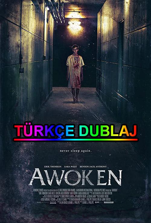 Uyanış | Awoken | 2019 | WEB-DL | XviD | Türkçe Dublaj | m720p - m1080p | WEB-DL | Tek Link