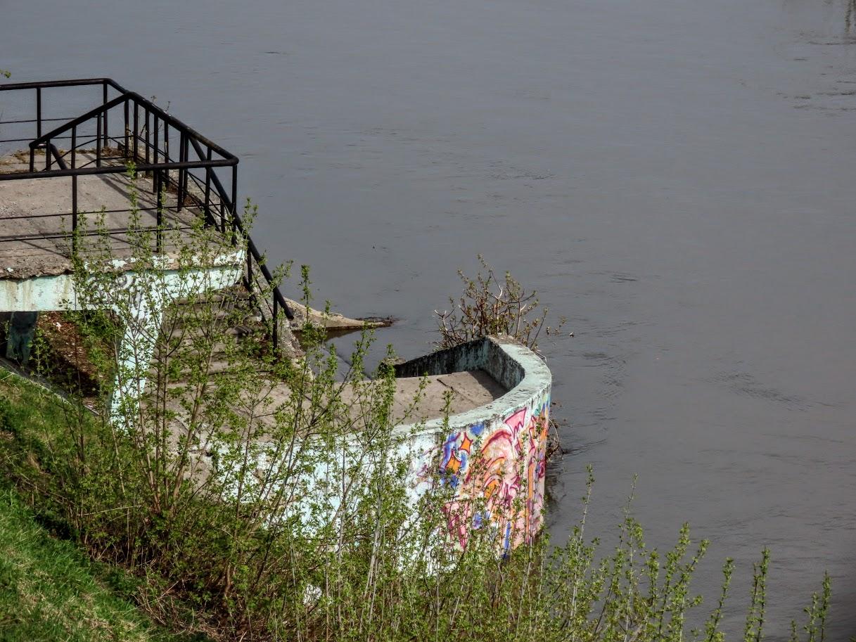 Уровень воды в Томи снова повысился IMG-7755