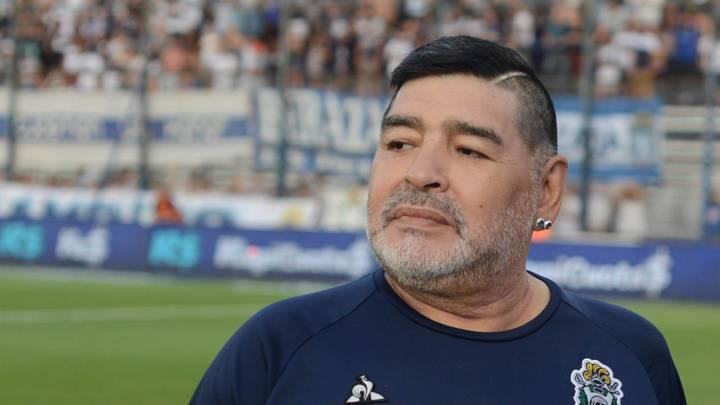 Morto Diego Armando Maradona.