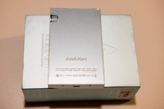 Vendo DAP Astell&Kern AK70 NIK1870