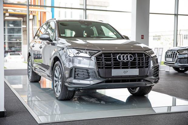 """""""Audi"""" Bakı Mərkəzi 5+1 kampaniyasına start verdi - FOTO"""