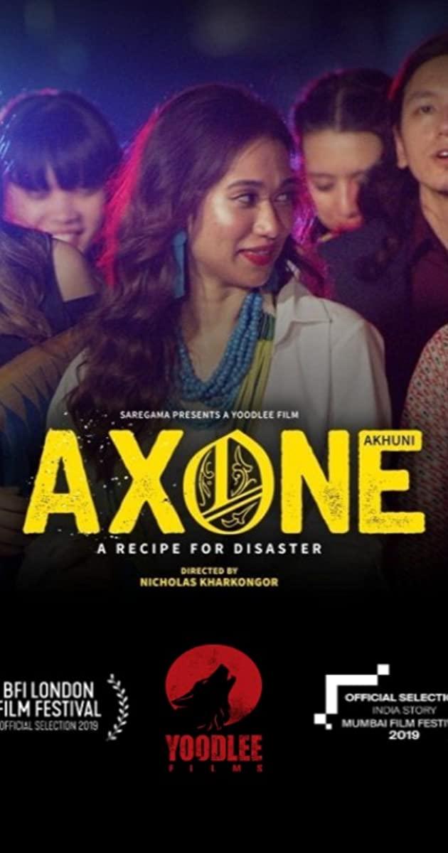 Axone (2019) Hindi 720p HDRip 900MB Esubs DL