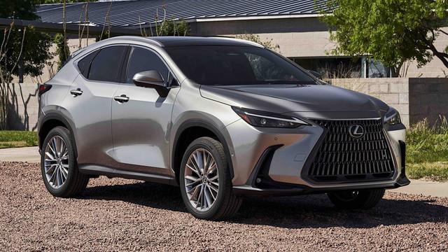 2021 - [Lexus] NX II - Page 2 41-AD1443-D6-F2-40-BE-9-A93-2-E7-FD12-FFF24