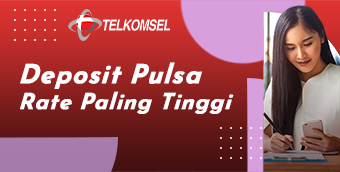 Deposit pulsa Telkomsel rate tertinggi di IDXPlay