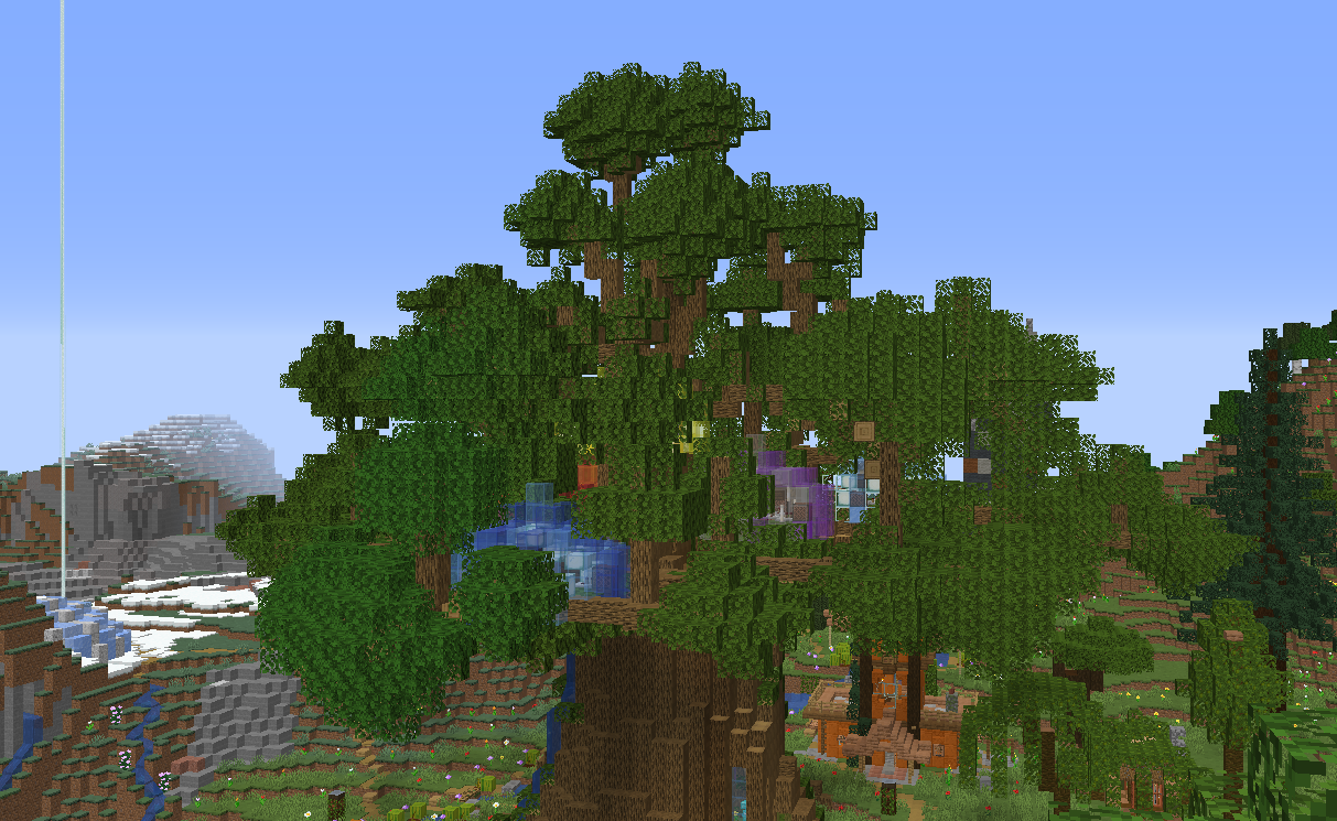 Densert tree ‒ almost there