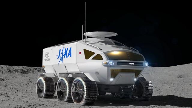 La JAXA et Toyota baptisent « Lunar Cruiser » leur véhicule à habitacle pressurisé 20190312-01-01-570708