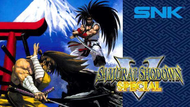 今日起,8款SNK人氣遊戲 在Prime Gaming免費上線! Image-SAMURAISHODOWN-V-SP