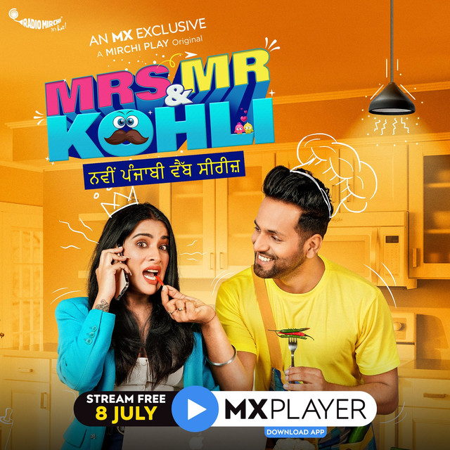 Mrs And Mr Kohli (2020) Hindi S01 Complete 720p ESubs DL