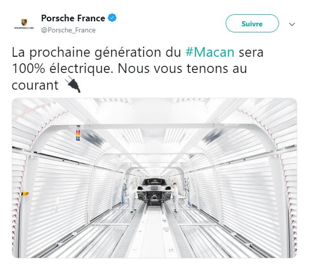 2018 - [Porsche] Macan Restylée [95B] - Page 4 Macan