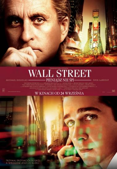 Wall Street: Pieniądz nie śpi / Wall Street: Money Never Sleeps (2010).PL.BRRip.480p.Xv iD.AC3-LTN / Lektor PL