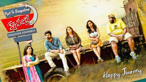 Happy Journey 2020 Telugu Movie 480p HDRip 350MB Watch Online