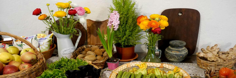 Ortaggi e fiori di Pia Viale