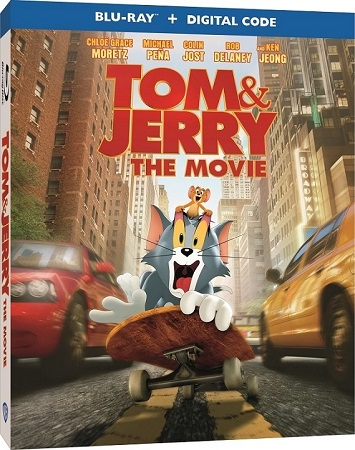 Tom & Jerry (2021) .mkv HD 720p AC3 iTA ENG x264 - DDN