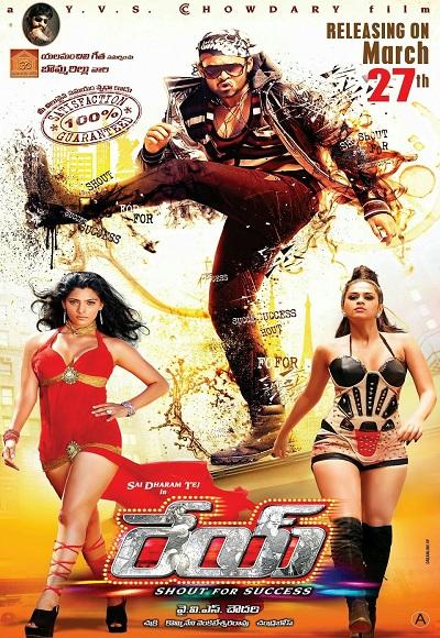 The Real Hero (Rey) 2021 Hindi Dubbed 720p HDRip 700MB Download